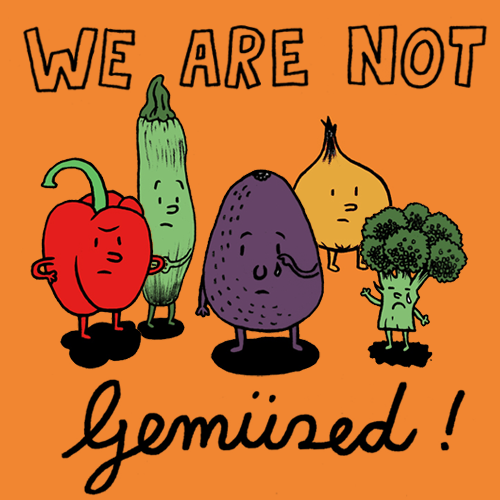 We Are Not Gemüsed