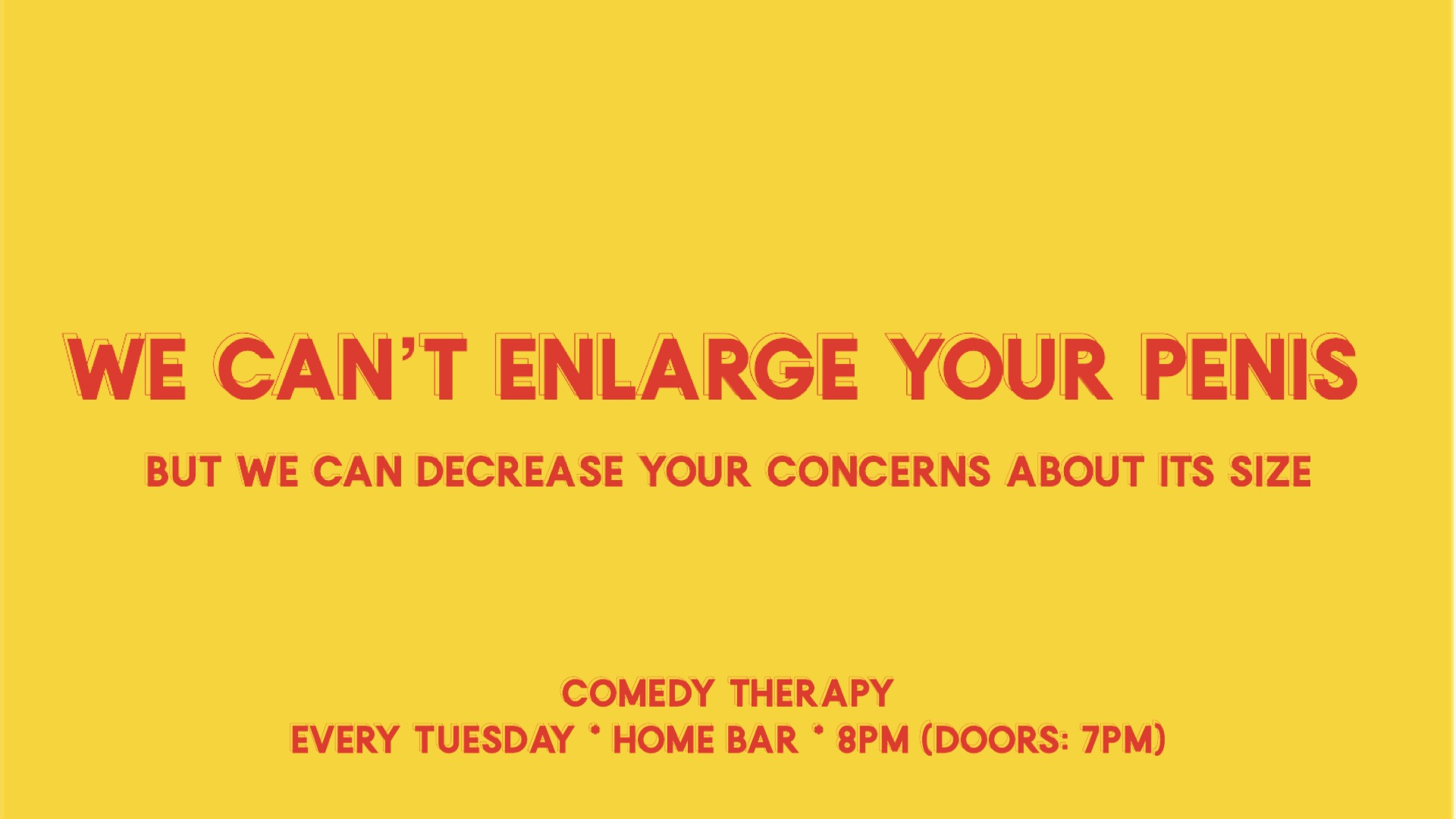 Another Comedy Show – COMEDY THERAPY in FRIEDRICHSHAIN