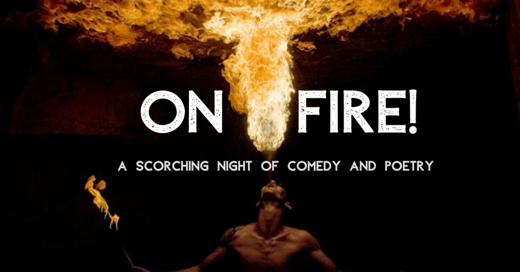 On Fire! Comedy meets Poetry!			Friedrichshain 								Fri Sep 25 @ 8:30 pm - 10:30 pm|Recurring Event (See all)An event every ...